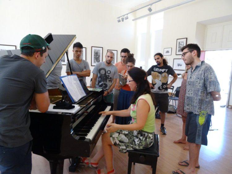 Film Score Workshop - instrument techniques