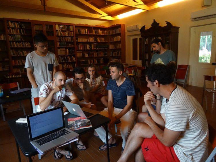 Film Score Workshop - A week of hard Work