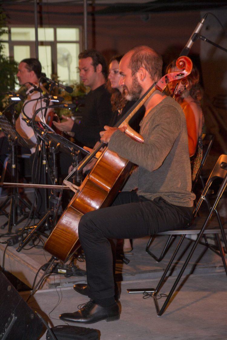 Film Score Workshop - Concert and after Concert