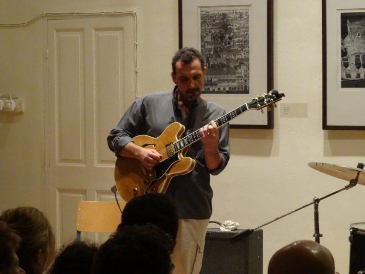 Flying Jazz Stephanos Andreadis